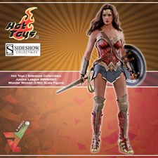 Hot Toys - Justice League (MMS450) - Wonder Woman (1/6th Scale Figure)