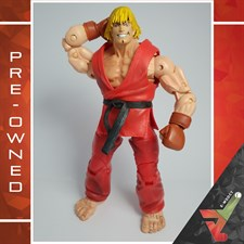 [Pre-Owned] - NECA - (Official) Street Fighter IV - Ken