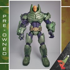 [Pre-Owned] - (Rare) DC Collectibles - Armored Suit Lex Luthor - DC Comics Super Villains