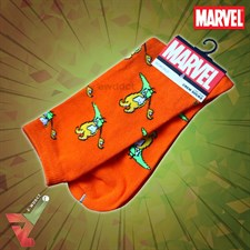 BioWorld - Marvel - Loki - Crew Socks (Unisex)