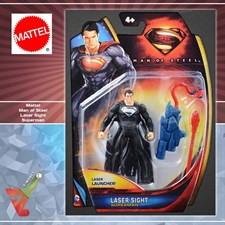 Mattel - Man of Steel - Laser Sight Superman
