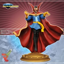 Diamond Select Toys - Marvel Dr. Strange Gallery Statue