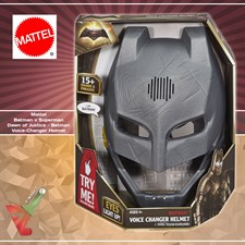 Mattel - Batman v Superman: Dawn of Justice - Batman Voice-Changer Helmet