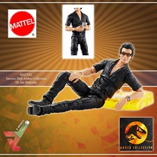 Mattel - Jurassic Park Amber Collection - Dr. Ian Malcolm