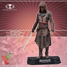 McFarlane Toys - Color Tops Collector Edition - Blue Wave #12 - Assassin's Creed: Aguilar