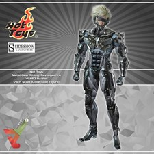 Hot Toys - Metal Gear Rising: Revengeance (VGM17) - Raiden (1/6th Scale Figure)