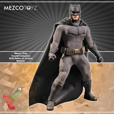 Mezco Toyz - One:12 Collective - Batman v Superman - Dawn of Justice - Batman