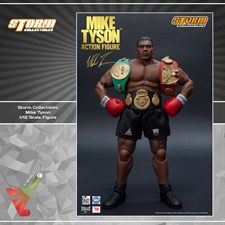Storm Collectibles - Mike Tyson (1/12 Scale Figure)