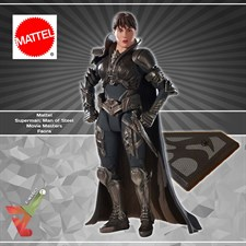 Mattel - Superman: Man of Steel Movie Masters - Faora
