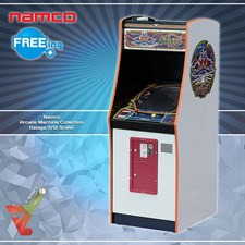 Namco Arcade Machine Collection - Galaga (1/12 Scale)