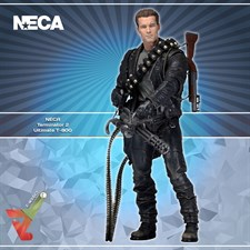 NECA - Terminator 2 - Ultimate T-800 Figure