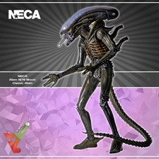 NECA - Alien 1979 Movie Classic - Original Alien