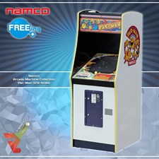 Namco Arcade Machine Collection - Pac-Man (1/12 Scale)