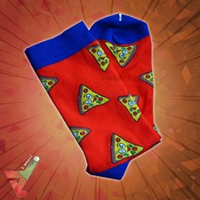 Pizza-Holic - Crew Socks (Unisex)