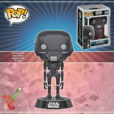 Funko Pop Star Wars - Rogue One - K-2SO