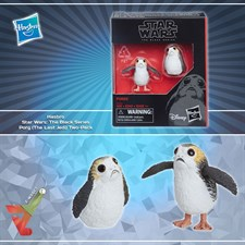 Hasbro Star Wars: The Black Series - Porg (The Last Jedi) Two-Pack