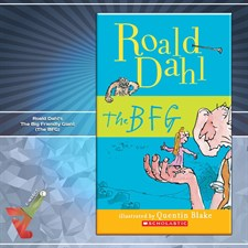 Roald Dahl: The Big Friendly Giant (The BFG)
