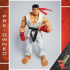 [Pre-Owned] - NECA - (Official) Street Fighter IV - Ryu