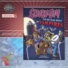 Scooby-Doo! and the Truth Behind Vampires (Book)