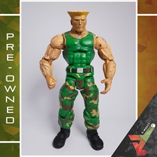[Pre-Owned] - NECA - (Official) Street Fighter IV - Guile