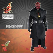 Hot Toys - Solo: A Star Wars Story (DX18) - Darth Maul (1/6th Scale Figure)