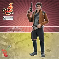 Hot Toys - Solo: A Star Wars Story (MMS491) - Han Solo (1/6th Scale Figure)