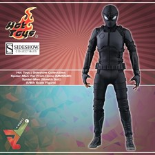 Hot Toys - Spider-Man: Far From Home (MMS540) - Spider-Man (Stealth Suit) (1/6th Scale Figure)