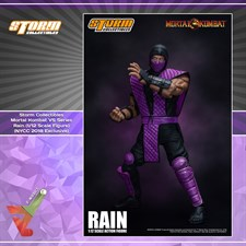 Storm Collectibles - Mortal Kombat VS Series - Rain (1/12 Scale Figure) (NYCC 2018 Exclusive)
