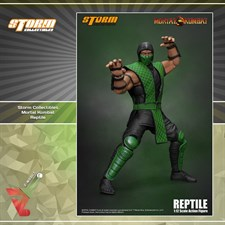 Storm Collectibles - Mortal Kombat VS Series - Reptile (1/12 Scale Figure)