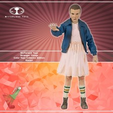 McFarlane Toys - Stranger Things - Color Tops Collector Edition - Eleven