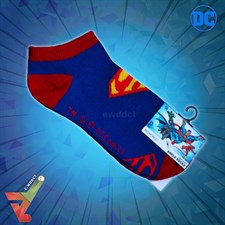 BioWorld - DC Comics - The Superman Logo - Ankle Socks (Unisex)