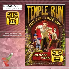 Temple Run: Jungle Trek (Paperback) By Chase Wilder