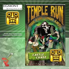 Temple Run: Castle Chase (Paperback) By Chase Wilder