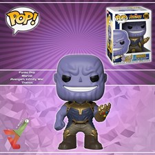 Funko Pop Marvel - Avengers Infinity War - Thanos