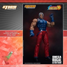Storm Collectibles - The King of Fighters '98 - Omega Rugal (1/12 Scale Figure)