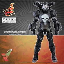 Hot Toys - Marvel: Future Fight (VGM33D28) - The Punisher (War Machine Armor) (1/6th Scale Figure)