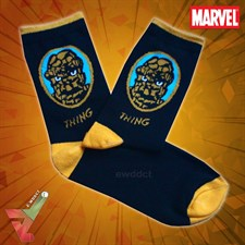 Marvel - The Thing 3.0 - Crew Socks (Unisex)