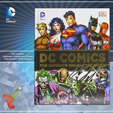 DC Comics: Ultimate Characters Guide (Hardcover) (207 Pages)