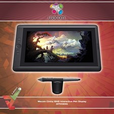 Wacom Cintiq - 13HD Interactive Pen Display (DTK1300)