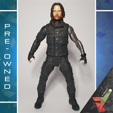 [Pre-Owned] - Marvel Select - Captain America Civil War - Winter Soldier Figure