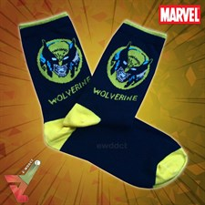 Marvel - The Wolverine - Crew Socks (Unisex)